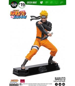 Naruto: 7 inch Color Tops...