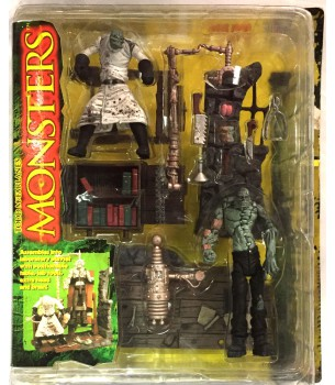 McFarlane's Monsters:...