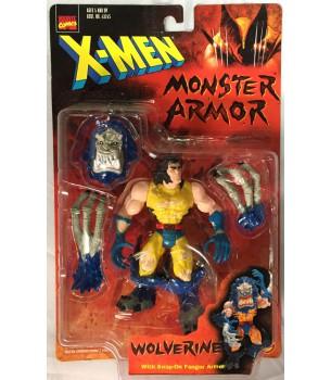X-Men: Monster Armor Wolverine