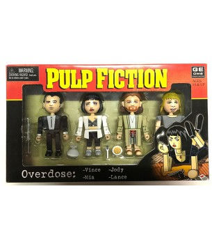 Pulp Fiction: Block Figures...