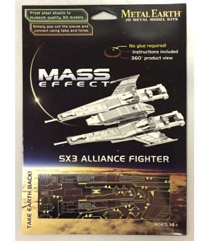 Mass Effect: SX-3 Laser Cut...