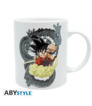 Dragonball: Goku & Shenron Mok