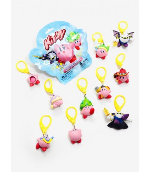 Kirby: 3D Keychain Figure...
