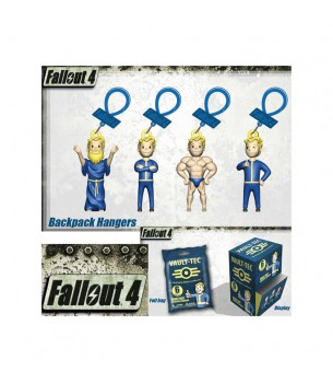 Fallout 4: 3D Keychain...