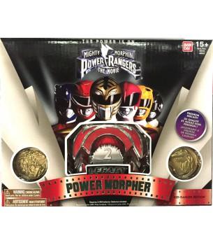 Power Rangers: Legacy Movie...