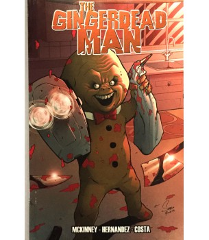 The Gingerdead Man: Baking...