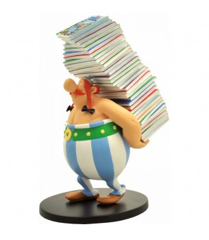 Asterix: Obelix with Pile...