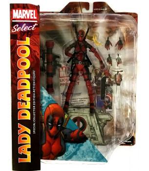 Marvel Select: Lady Deadpool