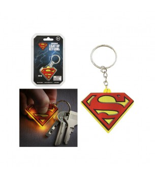 Superman: Logo Keychain...
