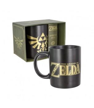Zelda: Hyrule & Logo Mok