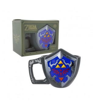 Zelda: Shield Shaped Mok