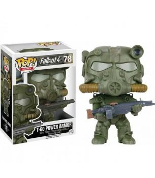 Fallout 4: Pop! T-60 Green...