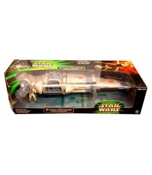 Star Wars POTJ: B-Wing...