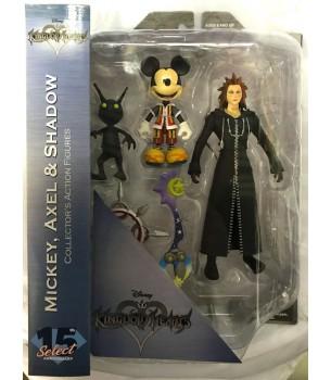 Kingdom Hearts: Select...