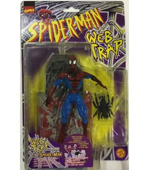 Spider-Man Web Trap: Spiderman