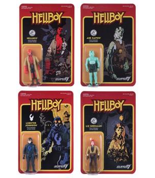 Hellboy: ReAction Hellboy,...