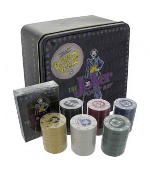 Batman: The Joker Poker Set