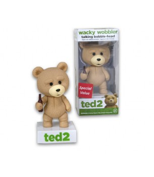 TED 2: Unrated Ted Talking...