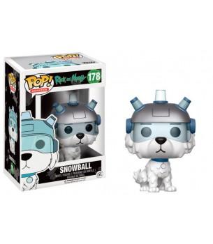 Rick & Morty: Pop! Snowball...