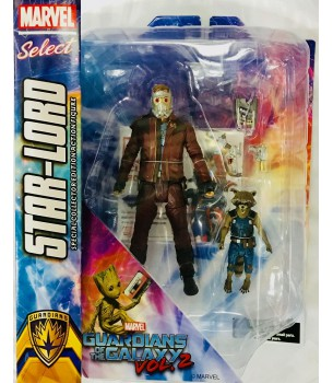 Marvel Select: Guardians of...