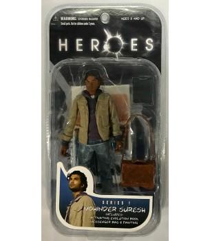 HEROES: Mohinder Suresh...
