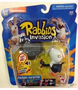 Rabbids Invasion: Chicken...