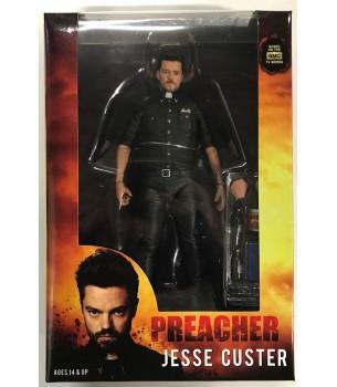 Preacher: Jesse Custer...