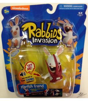 Rabbids Invasion: Starfish...