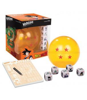 Dragonball Z: Yahtzee