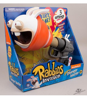 Rabbids Invasion: Super...