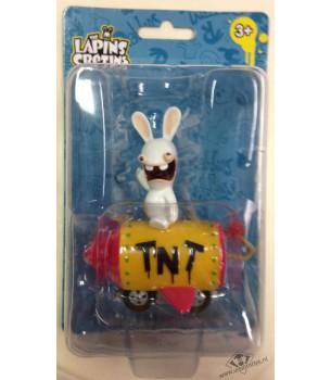 Rabbids: Rabbid on TNT Rocket