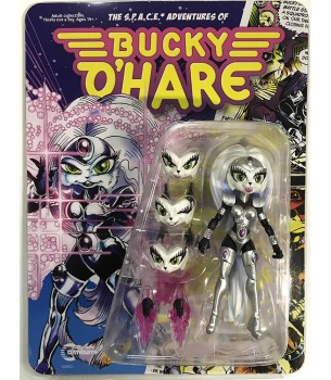 Bucky O'Hare: First Mate...