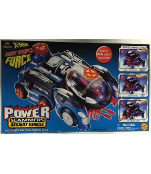 X-Men Power Slammers:...