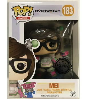 Overwatch: Pop! Mei...