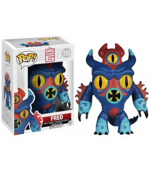 Big Hero 6: Pop! Fred Vinyl...