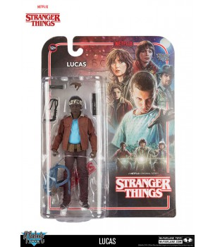 Stranger Things: Lucas 7...