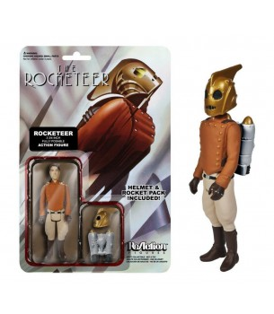 The Rocketeer: ReAction...