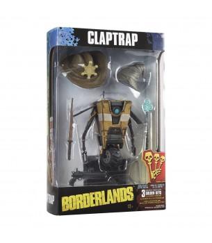 Borderlands: Claptrap...