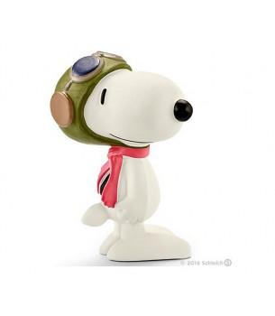 Peanuts: Snoopy als piloot...