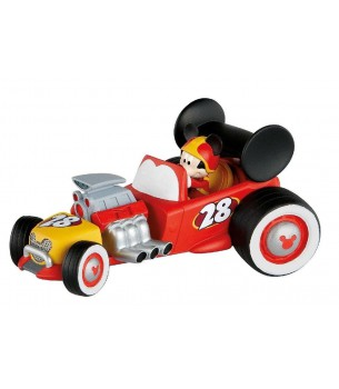 Mickey and the Roadster...