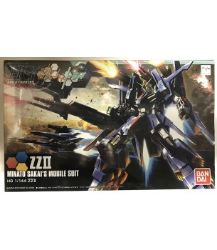 Gundam Build Fighters: ZZII...