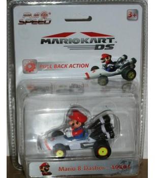 Mario Kart DS: Pull Back...
