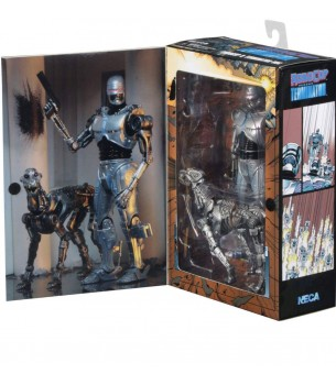 Robocop vs. Terminator:...