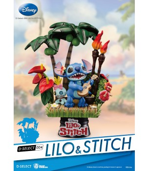 Lilo & Stitch: Stitch Diorama