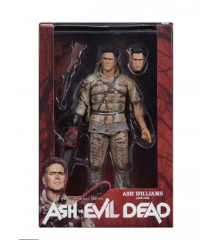 Ash vs Evil Dead: Asylum...