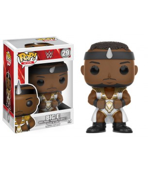 WWE: Pop! Big E Vinyl Figure