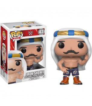 WWE: Pop! Iron Sheik Vinyl...