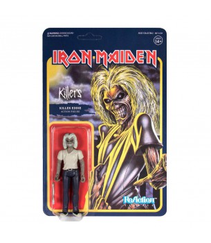 Iron Maiden: ReAction Eddie...
