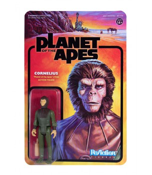 Planet of the Apes:...
