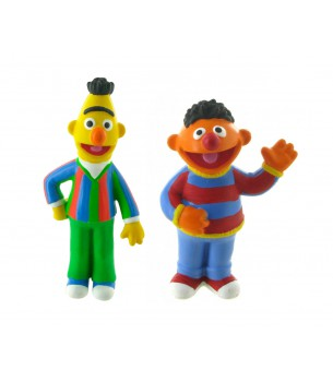 Sesamstraat: Bert & Ernie...